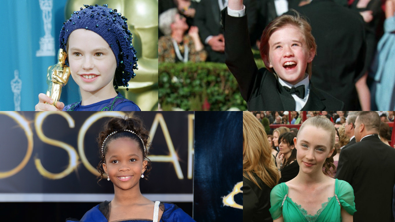 2007 Academy Awards Winners and History  Filmsiteorg