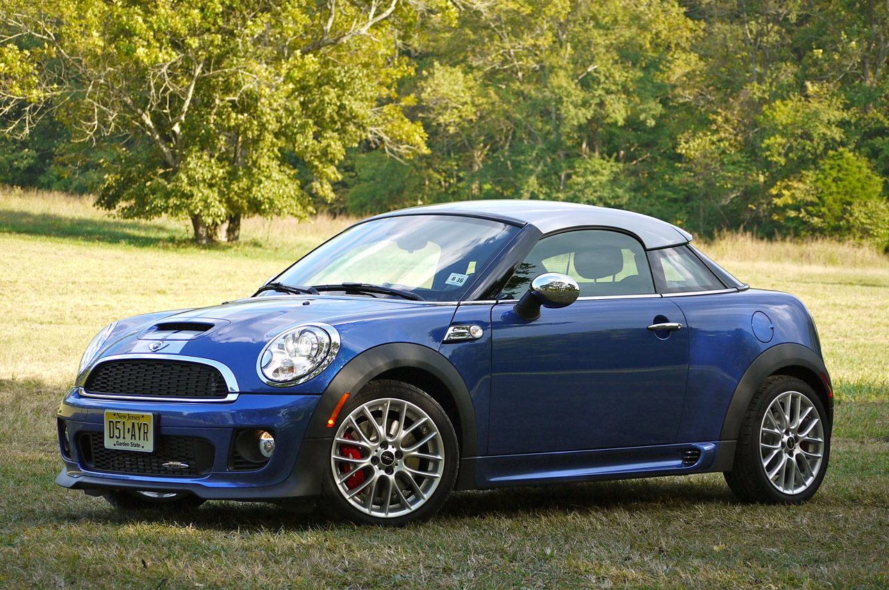 Viewing gallery for 2012 mini cooper coupe