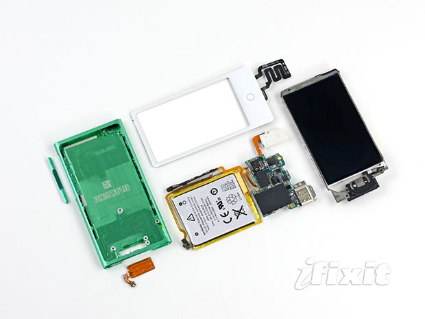 iPad nano hits iFixit's dissection slab, rated soso on the repairability scale