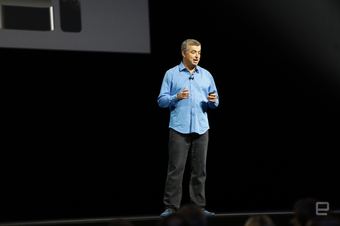 Eddy Cue mluvil o Apple TV