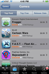 App Store celebrates 2 billion downloads