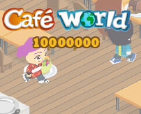 Cafe World Celebratexs 10 Million Players