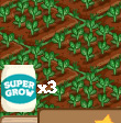 Farmville crop whisperer ribbon requires Super Grow fertilizer.