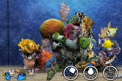 Myreef 3d Lets You Roll With Your Aquarium Aol News