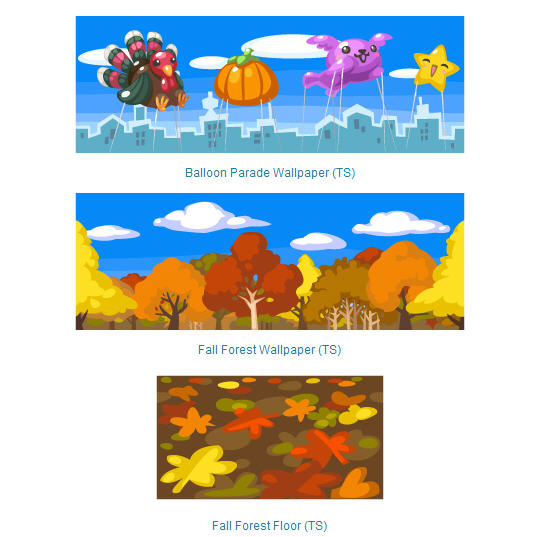 pet society thanksgiving balloon parade wallpaper