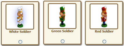 farmville giftable soldiers