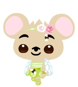 Pet Society Facebook Game - Faerie Clothes