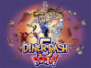 Diner Dash 5 Boom! coming February 16