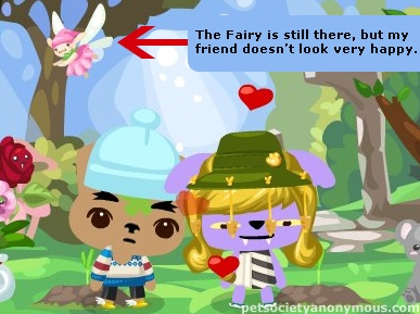 return of the fairy to pet society