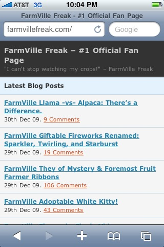 farmvillefreak.com via smart phone