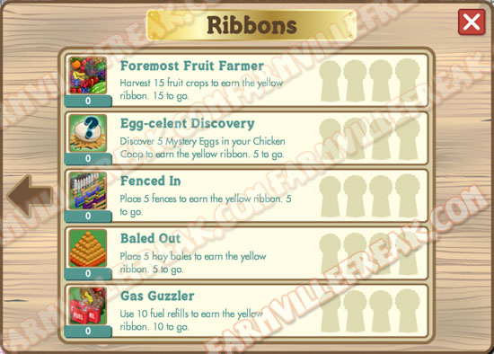 farmville freak detective davd's unreleased ribbons part 1/2