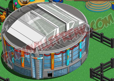farmville freak toms super bowl stadium