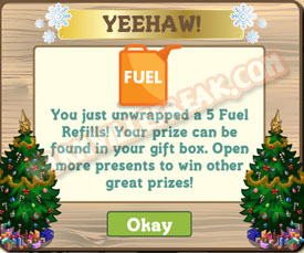 farmville fuel 5 unwrapped