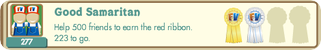 FarmVille Ribbon 2 - Good Samaritan