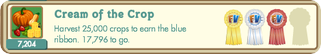 FarmVille Ribbon 5 - Cream of the Crop