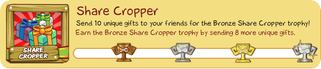 Tiki Farm Trophy 7 - Share Cropper