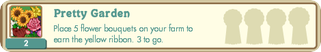 FarmVille Ribbon 17 - Pretty Garden