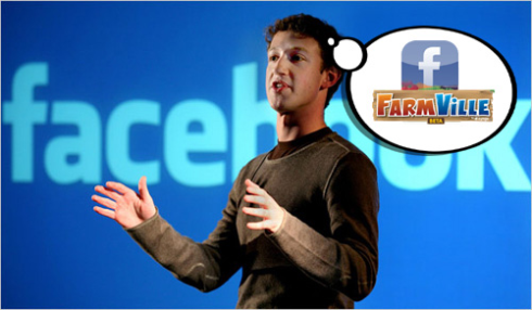 Facebook Pushing FarmVille Forward? Or Back?