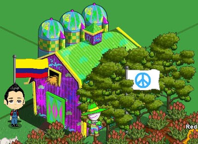 farmville colombia flag