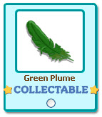 farmville green plume available