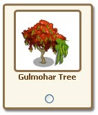 Giftable FarmVille Gulmohar Tree