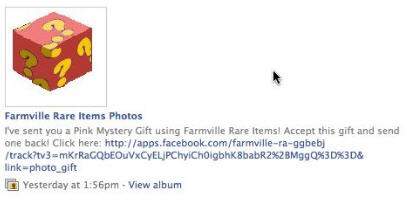farmville rare items photo request...