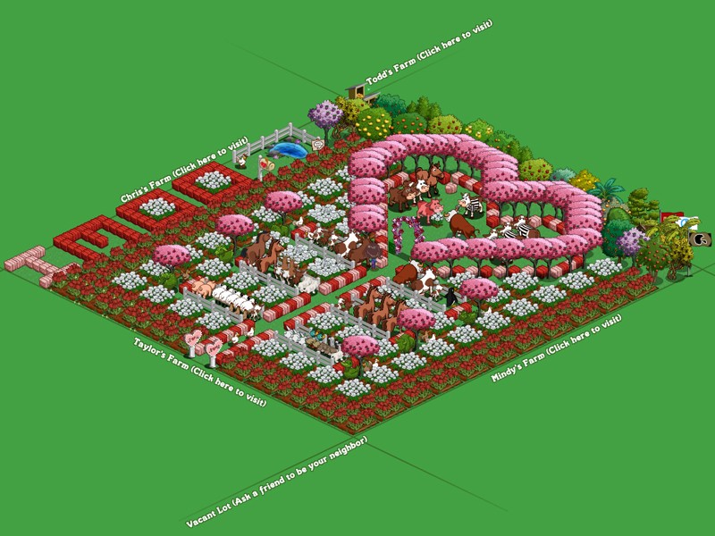 farmville pic of the day valentine's day