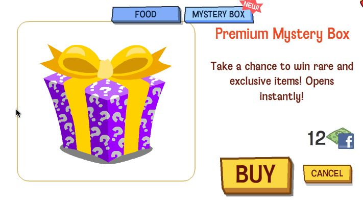happy pets premium gift box contains rare items
