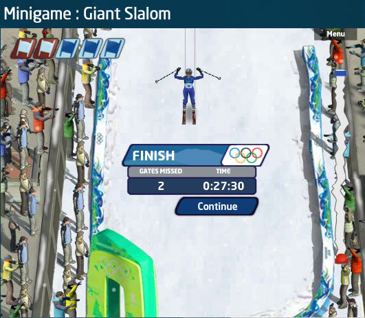 sega vancouver 2010 on facebook -- giant slalom