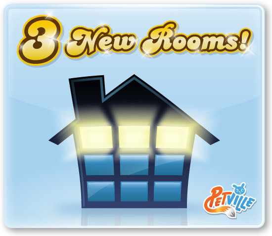 petville three new rooms