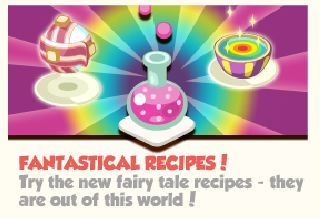 Restaurant City fantastical recipes