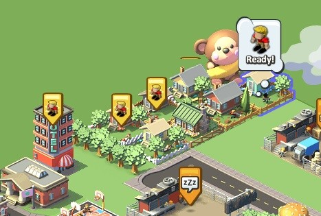 social city cheats and tips: build residential areas