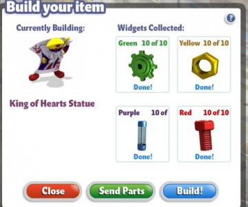Ready to Build YoVille Collectible