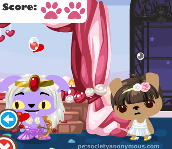 Pet Society Coral Reef Floor