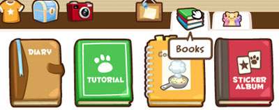 Where to Find the Pet Society Diary