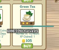 farmville crop mastery glitch green tea
