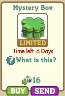 FarmVille St. Patrick's Day Mystery Box