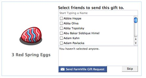 farmville 3 spring eggs virus/hoax