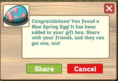 farmville easter eggs: find while fertilizing friends farms