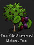FarmVille Mulberry Tree