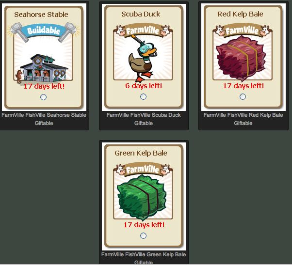 fishville farmville free gifts