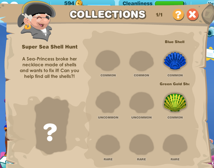 Super Sea Shell Hunt