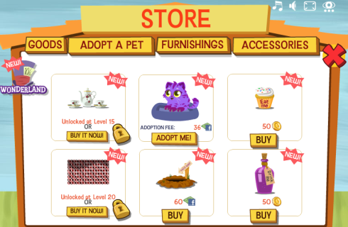 Happy Pets Wonderland store