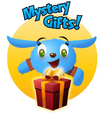 PetVille mystery gifts