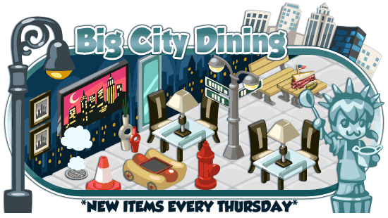 Restaurant City goes New York City