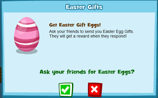 zoo world easter eggs gifts ask friends to send them