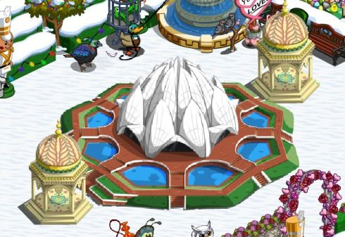 FarmVille Freak Thinh's Meditation Center