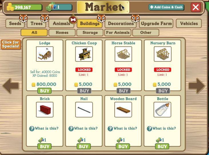 farmville nursery barn buy supplies in market
