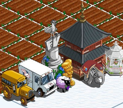 farmville coop jobs gold reward prizes -- from farmer Thorsten!