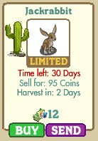 farmville jackrabbit